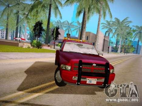 Dodge Ram Tow-Truck para GTA San Andreas