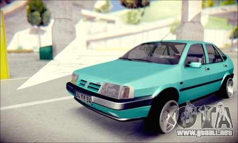 Fiat Tempra TR para la visión correcta GTA San Andreas