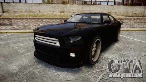 Bravado Buffalo FIB Modified para GTA 4