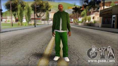 New CJ v1 para GTA San Andreas