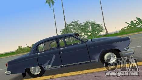 GAZ-21R Volga 1965 para GTA Vice City left