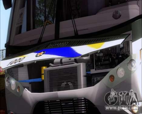 Marcopolo Ideale 770 - Volksbus 17-230 EOD para visión interna GTA San Andreas