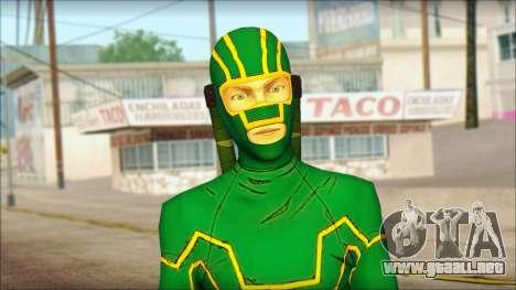 Kick Ass 2 Dave v2 para GTA San Andreas tercera pantalla
