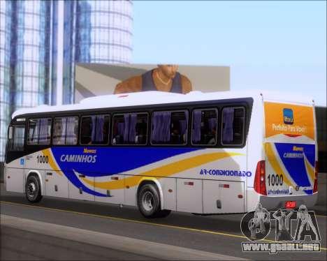 Marcopolo Ideale 770 - Volksbus 17-230 EOD para la visión correcta GTA San Andreas