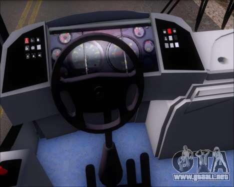 Comil Svelto BRT Scania K310IB 6x2 Sorocaba para vista inferior GTA San Andreas