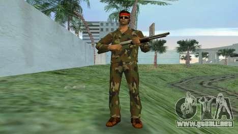 Camo Skin 02 para GTA Vice City segunda pantalla