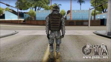 USA TD para GTA San Andreas segunda pantalla