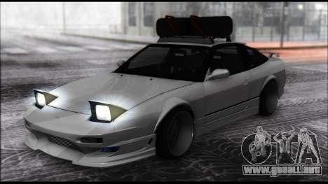 Nissan 240SX para GTA San Andreas