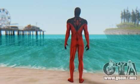 Skin The Amazing Spider Man 2 - Scarlet Spider para GTA San Andreas tercera pantalla