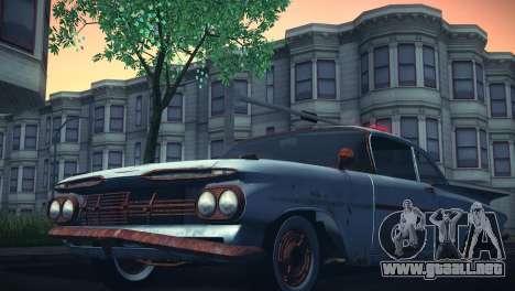 ENBSeries Multiplayer Expierence para GTA San Andreas tercera pantalla