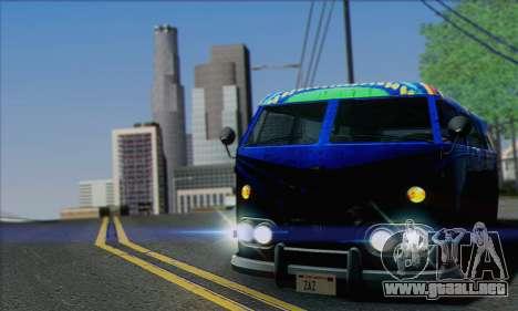 GTA V Surfer para la visión correcta GTA San Andreas
