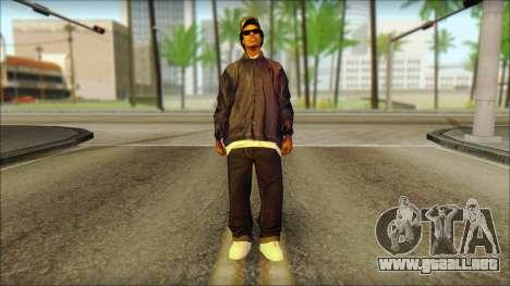 Eazy-E Blue v2 para GTA San Andreas