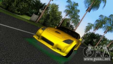 Nissan 350Z Veiside Chipatsu para GTA Vice City left