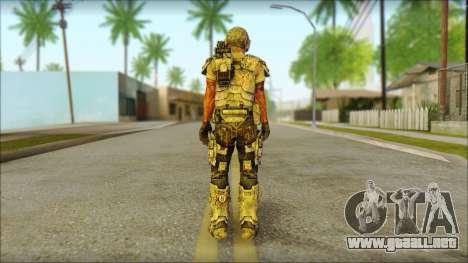 El siguiente Capítulo (Aliens vs. Predator 2010) para GTA San Andreas segunda pantalla