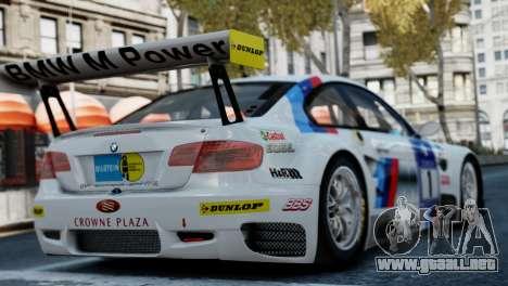 BMW M3 GT2 para GTA 4 left