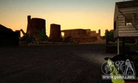 ENB Series by phpa v5 para GTA San Andreas décimo de pantalla