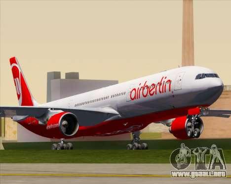 Airbus A330-300 Air Berlin para GTA San Andreas