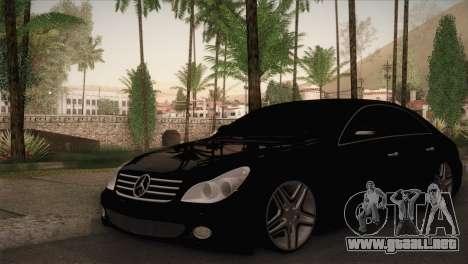 Mercedes-Benz CLS 350 para GTA San Andreas