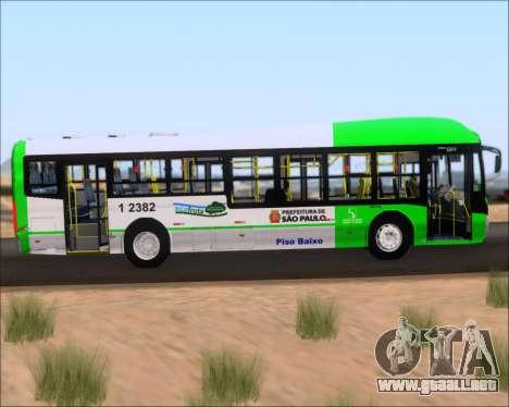Caio Induscar Millennium BRT Viacao Gato Preto para visión interna GTA San Andreas