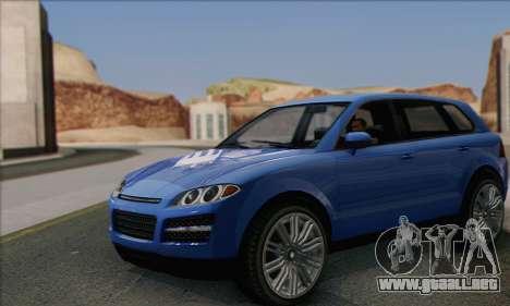 Obey Rocoto 1.0 (HQLM) para GTA San Andreas