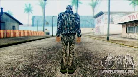 Manhunt Ped 21 para GTA San Andreas segunda pantalla