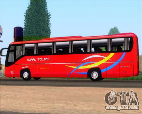Yanson Viking 4th Generation Rural Tours 10010 para visión interna GTA San Andreas