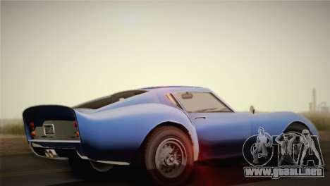 GTA 5 Stinger GT para GTA San Andreas left