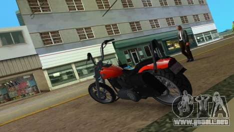 WMC Angel para GTA Vice City visión correcta