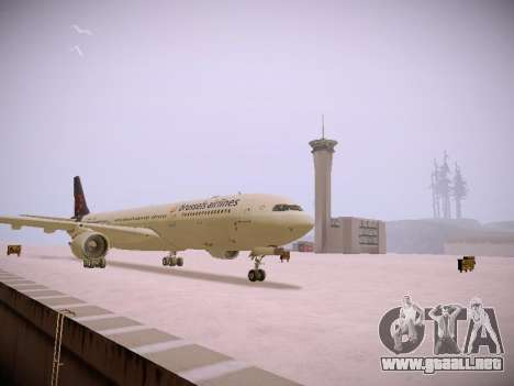 Airbus A330-300 Brussels Airlines para GTA San Andreas