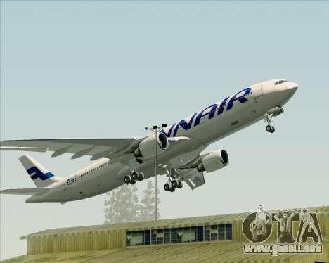 Airbus A330-300 Finnair (Current Livery) para GTA San Andreas