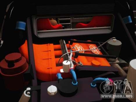 Ford RS200 Evolution 1985 para GTA San Andreas