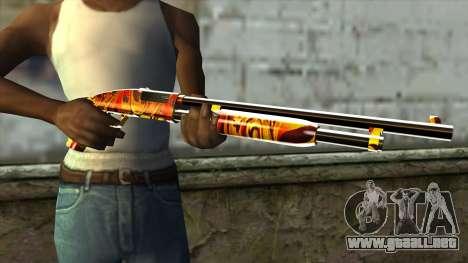 Dash Shotgun para GTA San Andreas tercera pantalla