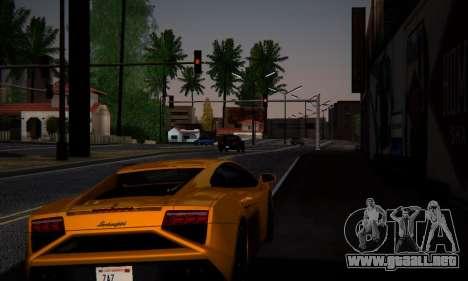 ENB Series by phpa v5 para GTA San Andreas tercera pantalla