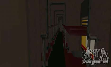 Pakistan Railways Train para GTA San Andreas left