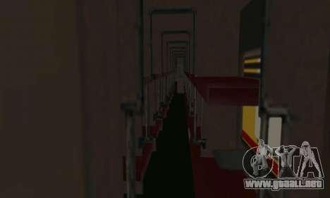Pakistan Railways Train para GTA San Andreas left