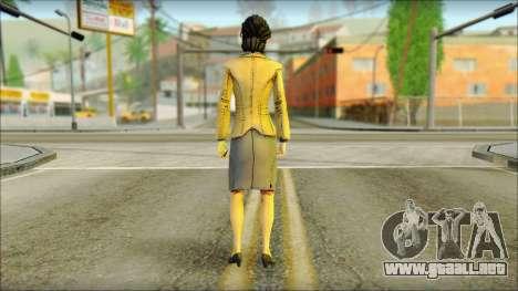 Blanco Nieve (Lobo Entre Nosotros) para GTA San Andreas segunda pantalla
