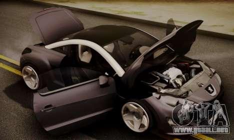 Peugeot RCZ para la visión correcta GTA San Andreas