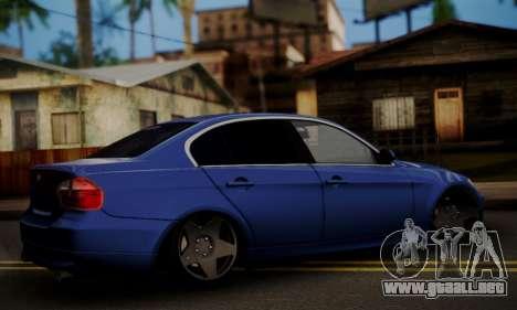BMW M3 E90 Stance Works para GTA San Andreas left