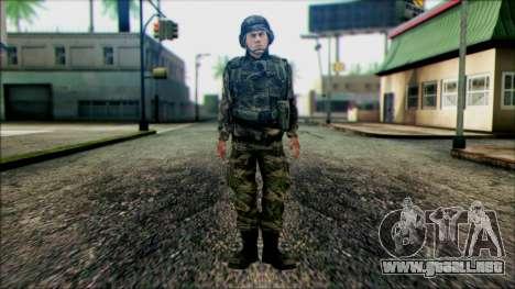 Los soldados de la guardia Nacional de los estad para GTA San Andreas