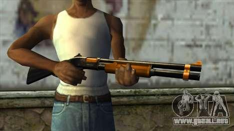 Nitro Shotgun para GTA San Andreas tercera pantalla