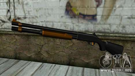 Nitro Shotgun para GTA San Andreas