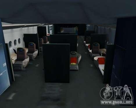 Airbus A380-800 All Nippon Airways (ANA) para el motor de GTA San Andreas