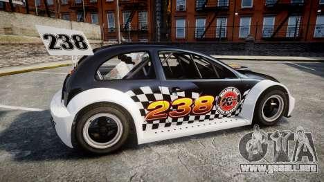 Zenden Cup K&N Airfilters para GTA 4 left