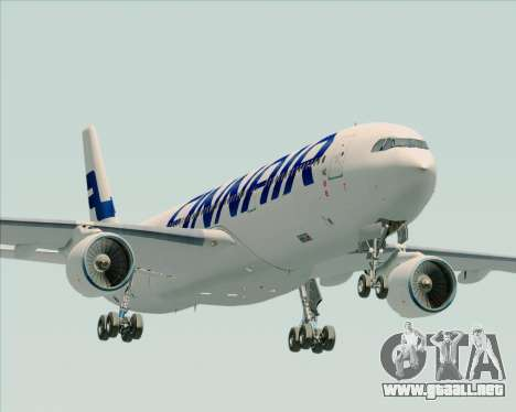 Airbus A330-300 Finnair (Current Livery) para GTA San Andreas