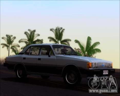 Chevrolet Opala Diplomata 1987 para GTA San Andreas left