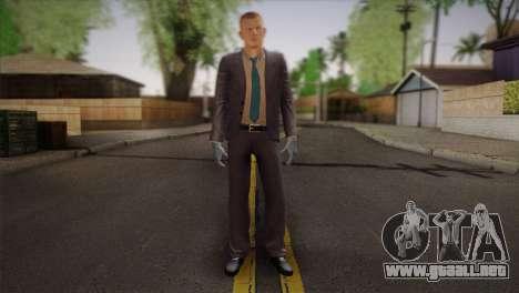 Hoxton From Pay Day 2 v2 para GTA San Andreas