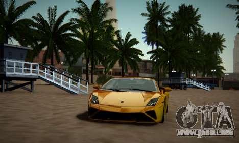 ENB Series by phpa v5 para GTA San Andreas segunda pantalla