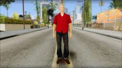 Biff from Back to the Future 1985 para GTA San Andreas