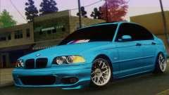 BMW 320i E46 para GTA San Andreas