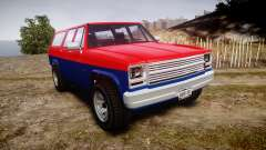GTA V Declasse Rancher XL